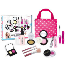 Kids Toys Simulation Cosmetics Set Pretend Makeup Toys Girls Play House Simulation Blinger Makeup Girls Play Bling Cosmetic Toy