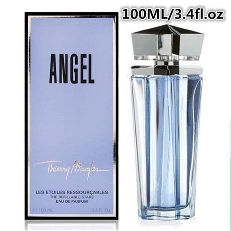 100ml Original Perfume For Women Long lasting Fresh Flower Notes Lady Pafum Liquid Antiperspirant Fragrance Female Perfumes (1)