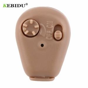 Image 3 - Kebidu K 88 補聴器充電式ミニ補聴器サウンドアンプ見えない聞くクリア高齢者のための耳ケアツール