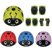 Insect Kids Bike Helmet Cartoon Bicycle Helmet Children Outdoor Ski Skateboard Helmet EPS BMX Cycling Helmet Capacete Ciclismo