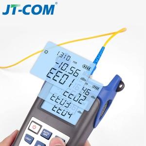 Image 5 - Tester di fibra Ottica Optical Power Meter  70 + 10dBm e Visual Fault Locator VFL 10km 30km Ottico fibra tester  50 + 26dBm