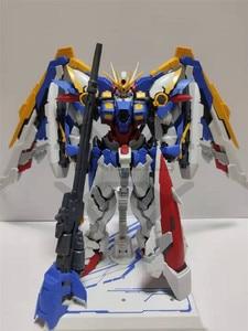Image 5 - COMIC CLUB instock MJH mojianghun hirm style version wing gundam zero ew KA MG 1/100 action assembly figure robot toy