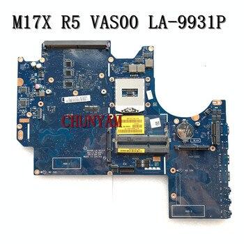 P18E płyta główna płyta główna dla DELL Alienware M17X R5 płyty głównej płyta główna VAS00 LA-9331P CN-02XJJ7 2XJJ7 marki 100% testowane nowy