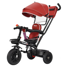 Baby Tricycle Stroller Portable Bike Seat Detachable-Umbrella Quality Brand