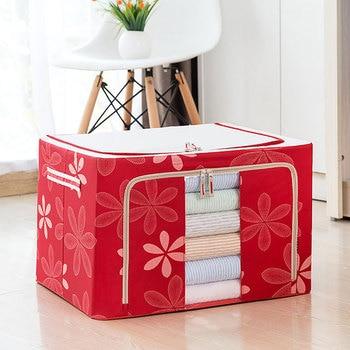 Container Case Mand Tas Desktop Kantoor 11L Oxford Draagbare Opbergdoos Huishouden Ontvangt Grote Capaciteit
