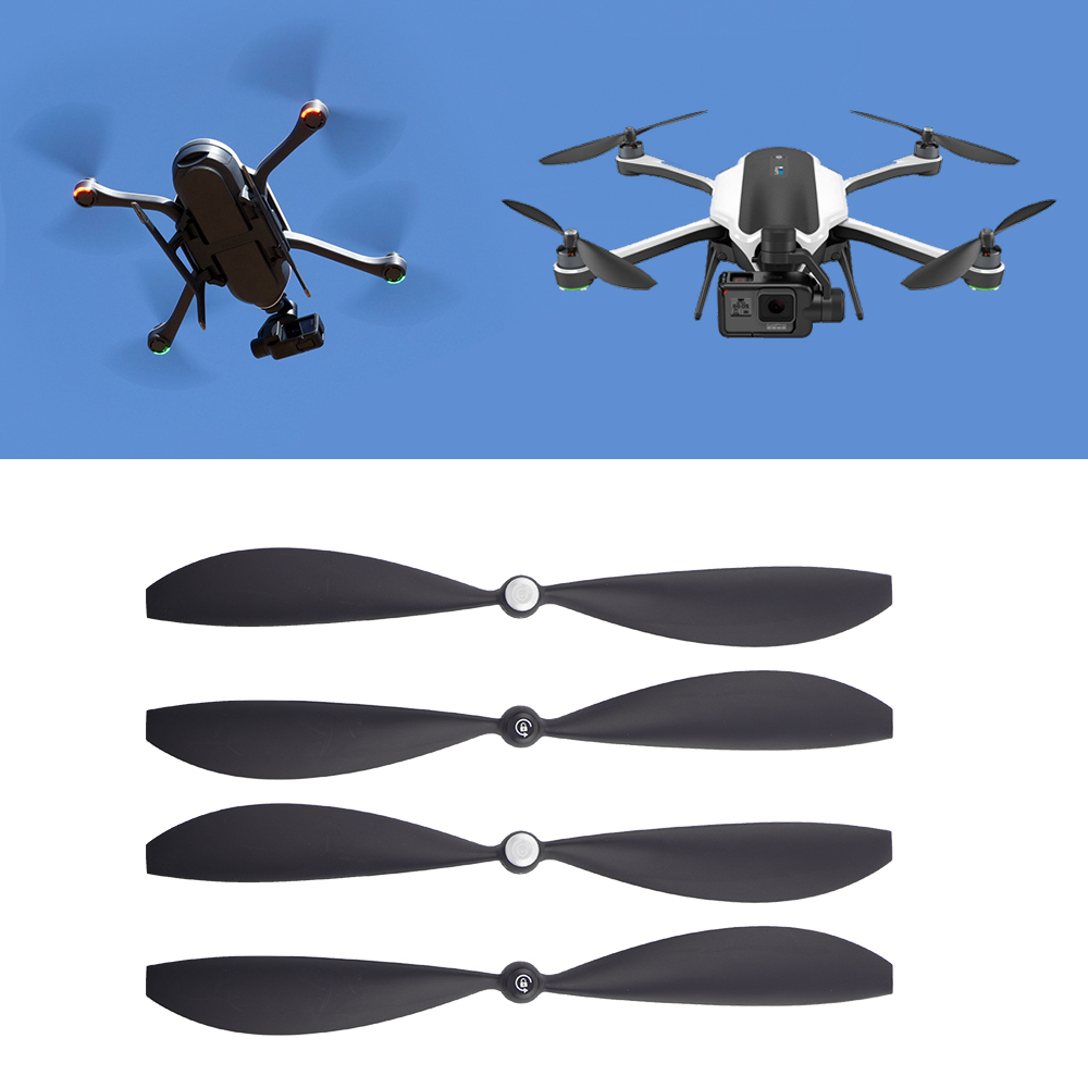 2 Pairs L/&6 Quick Release Propellers Flying Blades for GoPro Karma RC Drone