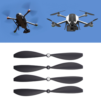 4/8pcs Replacement Propellers Props for GoPro Karma Drone Self Locking Blades Replacement Screw Fans Accessories Spare Parts