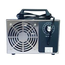 220V 28 gr/std O3 Ozon Generator Ozonator maschine air purifier Luft Reiniger deodorizer sanitizer mit Timing Schalter