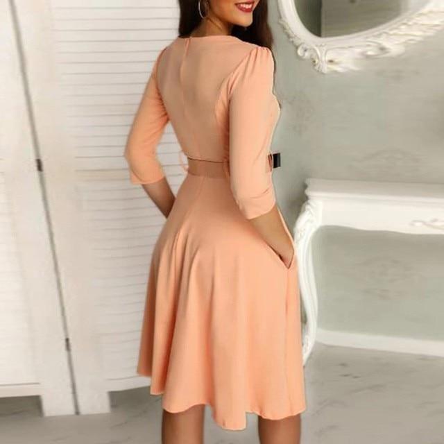 Short Day Dress 3