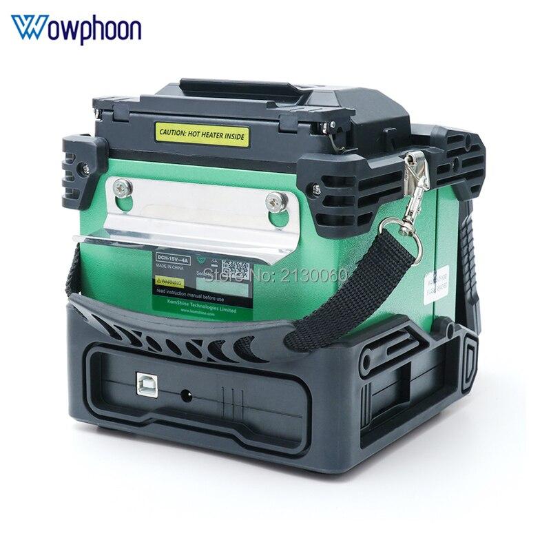 Новый GX37 оптический сварочный аппарат FTTH водонепроницаемый сварочный аппарат волоконно оптический сварочный аппарат несколько языков - 3