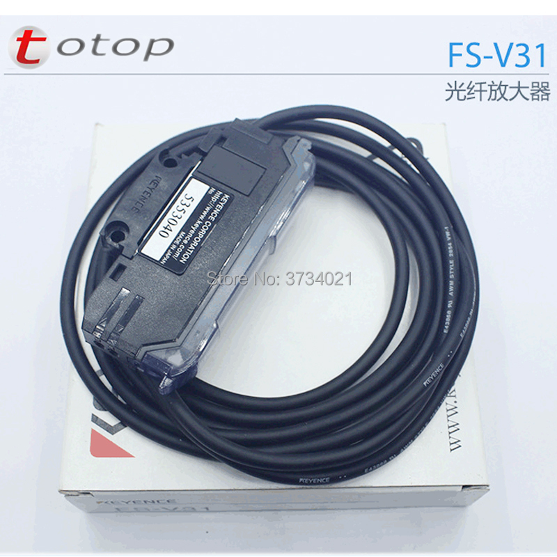 NEW IN BOX Keyence FS-V21RP Fiber Optic Sensor Amplifier