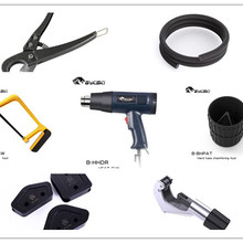 Bykski PC Water Cooling Bending Tool For Acrylic PETG Metal Tube Pipe,Bender/Cutter/Hot Air Gun/Chamfer/Rubber Strip/Hacksaw