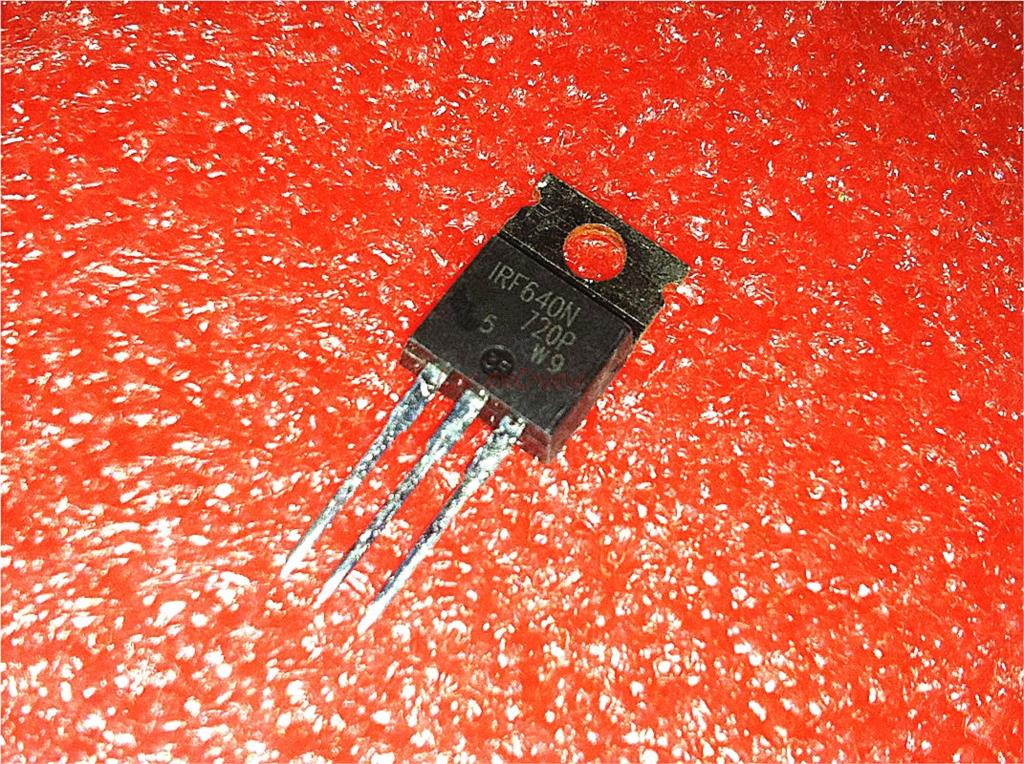 10pcs/lot IRF640NPBF IRF640N IRF640B IRF640 TO-220 New Original In Stock