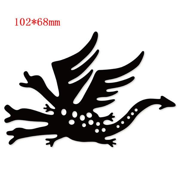 Dinosaur Stencil 102