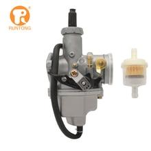 Runtong карбюратор PZ26 26 мм подходят для XR100 XR100R 1981-2003 DXY88 CG125 100cc-150cc