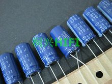 100 pces novo nippon lxz 35v470uf 10x20mm capacitor eletrolítico ncc 470 uf 35v lxz CHEMI CON 470 uf/35 v ultra baixa impedância