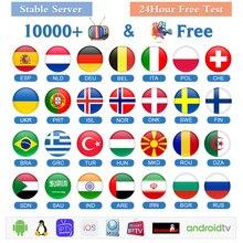 World IPTV Subscription Portugal Greek Code IPTV Spain M3U 1 Year IPTV Poland Sweden Belgium italy Nederland Czech Chile IP TV poland chile