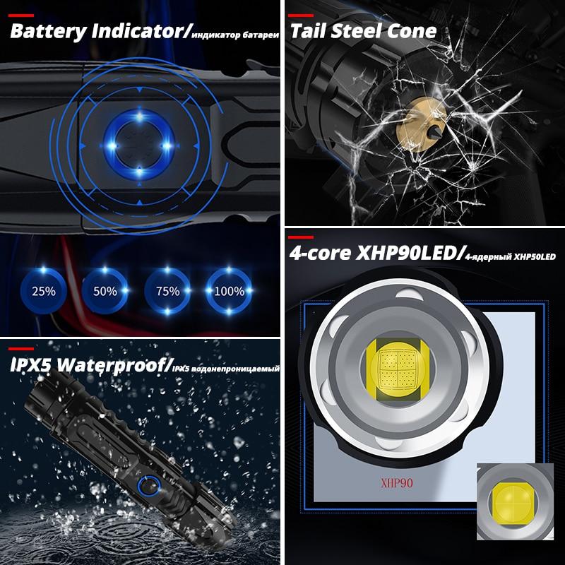 cheapest Skilhunt H03 SE H03R SE H03F SE Led flashlight Lampe Frontale Cree XML1200Lm  Hunting Fishing Camping flashlight Headband