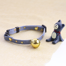 Best Selling 2019 Products Cat Collar with Bell Pet for Dog & Necklace Anti-lost Cats Pets Collars