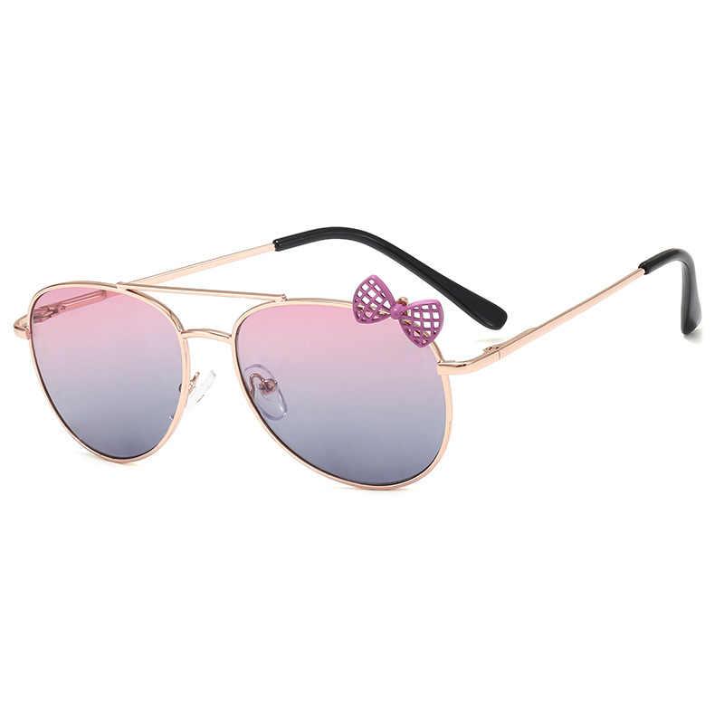2019 Moda Liga Bonito UV400 Clássico Design Da Marca Do Vintage Gafas Oculos de sol feminino Óculos de Sol Do Bebê Meninas Crianças dos miúdos n837