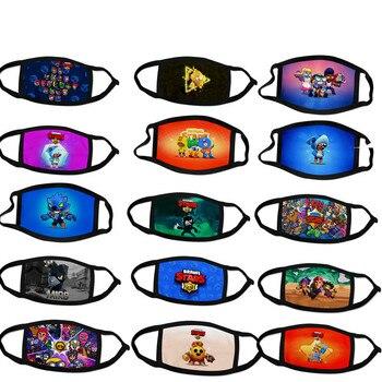 Mascarillas decorativas Brawl Stars de muchos diseños