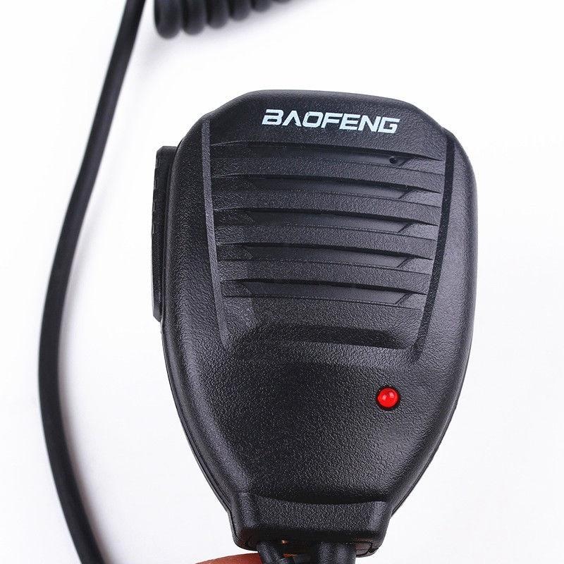 Baofeng BF-S112 Two Way Walkie Talkie Radio Handheld Speake For UV-5R//888S//V2 KY