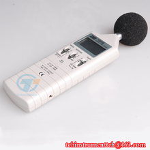 TES-1351B Portable Digital Sound Level Meter Noise Tester with 0.1dB Resolution