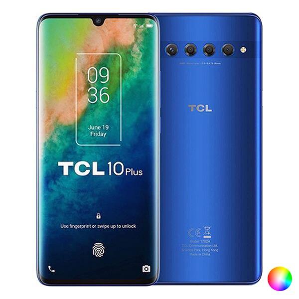 Смартфон TCL 10 л + 6,5 дюйма Восьмиядерный 6 ГБ ОЗУ 256 ГБ