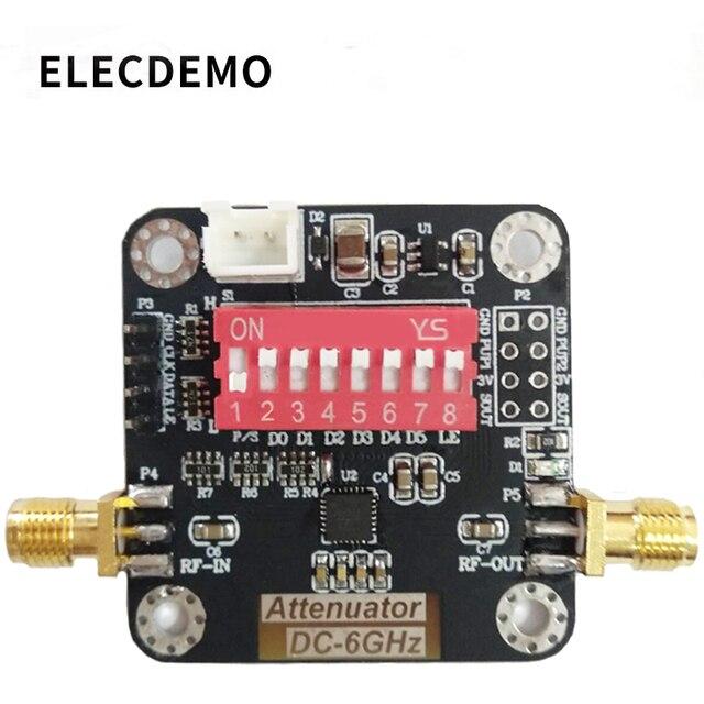 HMC624A מודול דיגיטלי RF מחליש מודול DC ~ 6GHz 0.5dB צעד דיוק עד 31.5dB