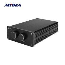 AIYIMA-Amplificador de Subwoofer TAS5630, 600W, Mono Amplificador de sonido OPA1632DR TL072, Amplificador de potencia Digital para cine en casa, bricolaje