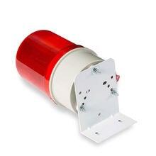 Мотор раздвижных ворот светодиодный стробоскоп сигнализация