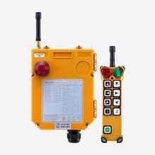 telecrane Remote Control f24-8d Wireless Industrial Radio Remote Controller, spare parts for tower crane стоимость
