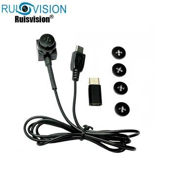 HD 720P Android OTG MINI cámara 1.0MP móvil mircro USB OTG cámara para usar Android Teléfono Móvil seguridad Video cámara externa