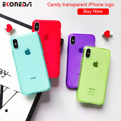 2019-New-Phone-Case-For-iPhone-11-Pro-Max-Case-Candy-Color-clear-Soft-TPU-Cover-2400
