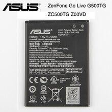 цена на Original ASUS High Capacity C11P1506 Battery For  ASUS Live G500TG ZC500TG Z00VD ZenFone Go 5.5 inch 2070mAh