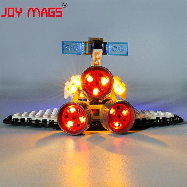 комплект из светодисветильник joy mags only для 31066 creator фотография