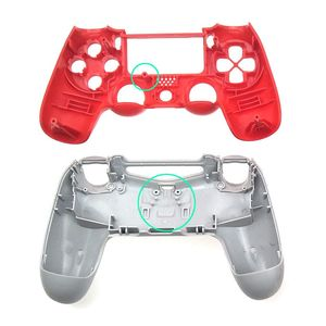 Image 2 - JCD Clear Matt Handle Front Back Housing Shell Case Cover Buttons Kit for PS4 JDM 001 Dualshock 4 Old Version Gamepad Controller