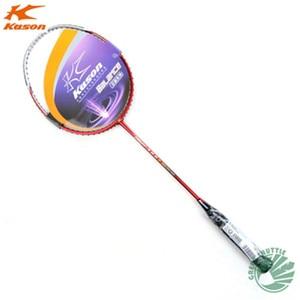 Image 2 - 2020 yeni Kason Badminton raketler tam karbon Fiber TSF klasik serisi saldırı tipi tek raketleri TSF300A