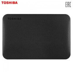 Внешний жесткий диск TOSHIBA HDTP220EK3CA Canvio Ready 2ТБ 2.5 USB 3.0