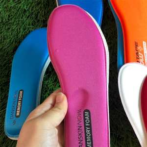 Expfoot Insole Memory-Foam-Cushioning Women Shoes Breathable for And Slow Rebound Odor-Proof