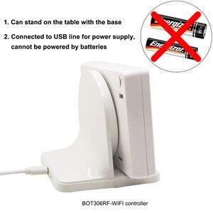 Image 3 - Beok BOT306RF WIFI اللاسلكية واي فاي ترموستات للغاز المرجل الذكية termorat تحكم في درجة الحرارة دعم جوجل المنزل اليكسا