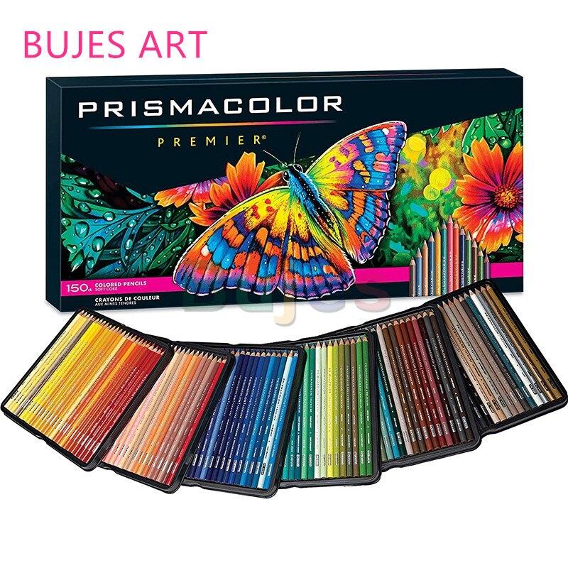 12 24 48 72 150 eua prismacolor premier cor do óleo lápis sanford lapis colorido de arte pintel artístico kleurpotlood voor kunst