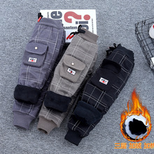 Kids Pants Boys Clothing Long-Trousers Spring 2-6years Cotton Children