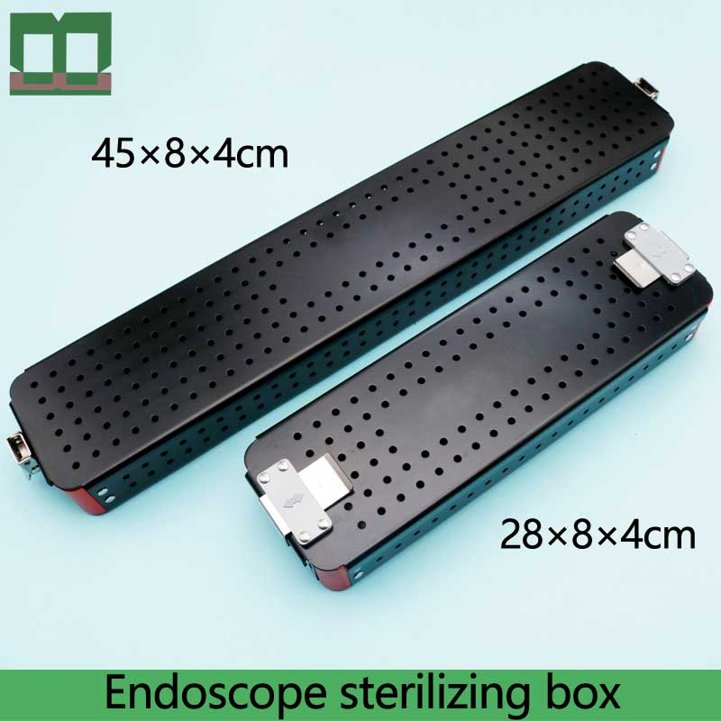 Endoscope Sterilizing Box High Temperature And High Pressure Disinfection Sterilizing Box Surgical Operating Instrument