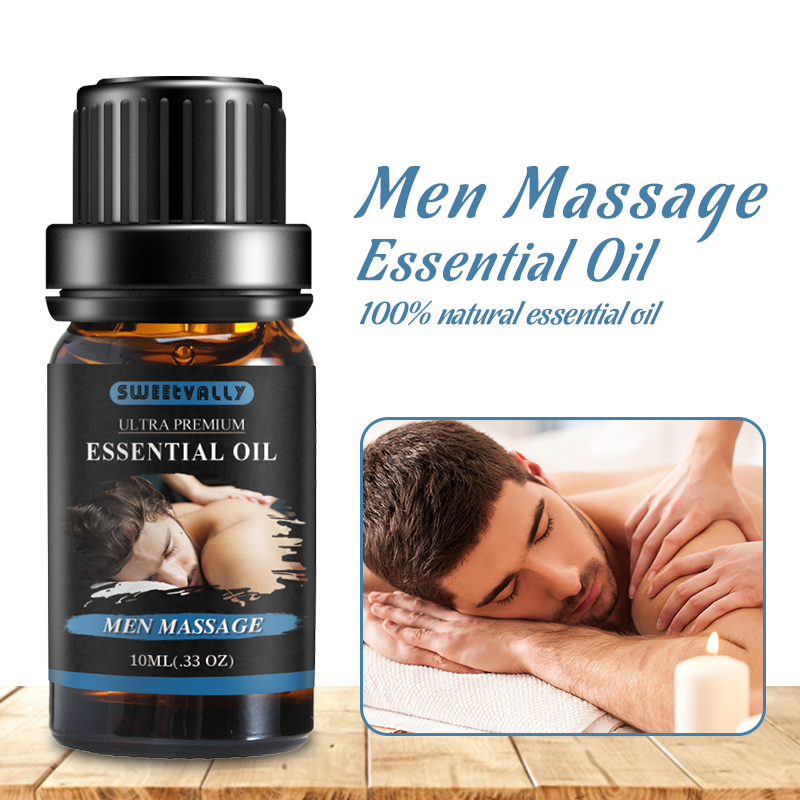 Pure Plant Essential Oils Massage Essential Oil Relax for Therapy Spa Improve Sleep Body Skin Care Man and Woman