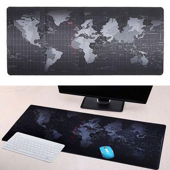 Alfombrilla de ratón de velocidad para mapa del mundo alfombrilla de ratón...