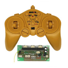 RC Excavator 2.4G 12ch Remote Control Circuit Board Receiver  Radio System Transmitter Kit Spare Parts for  Car/Boat