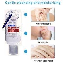 30ml Refreshing Hands  Anti-Bacteria Moisturizing,Gel Hand Sanitizer,Disposable M76F