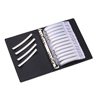 Sample Book 0201 0402 0603 0805 Optional Capacitor Chip Resistor Kit SMD SMT Chip Resistor Laminated Inductor