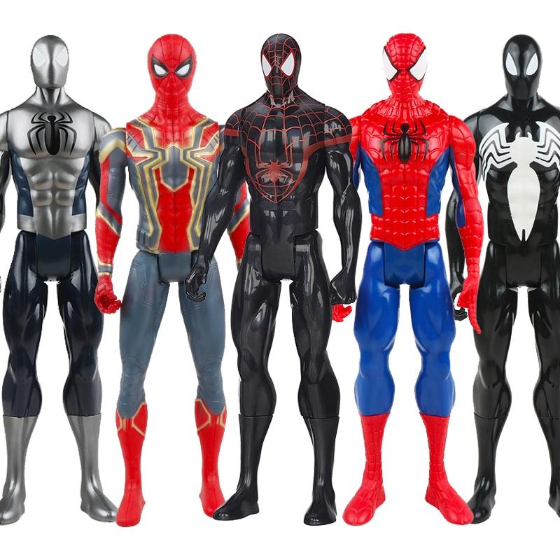 Marvel ultime Spider-Man Titan héros série ultime Spiderman figurine Spider Man cadeau de noël jouets pour enfants enfants